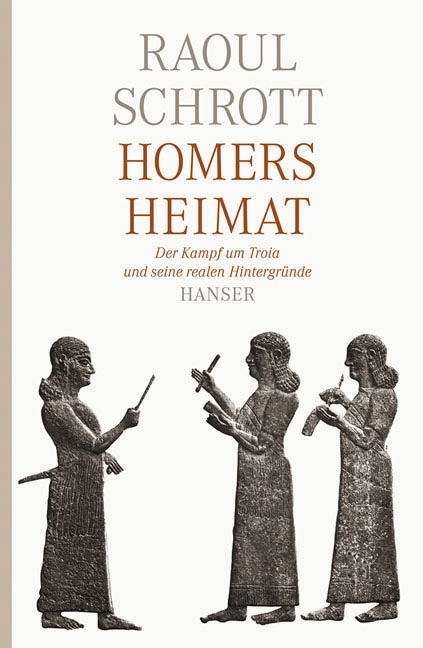 Homers Heimat Raoul Schrott