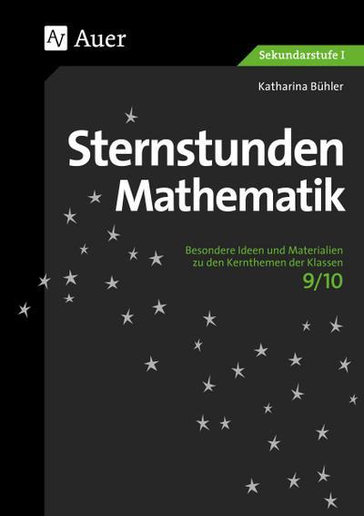 Sternstunden Mathematik 9-10