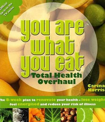 You are What You Eat - Total Health Overhaul