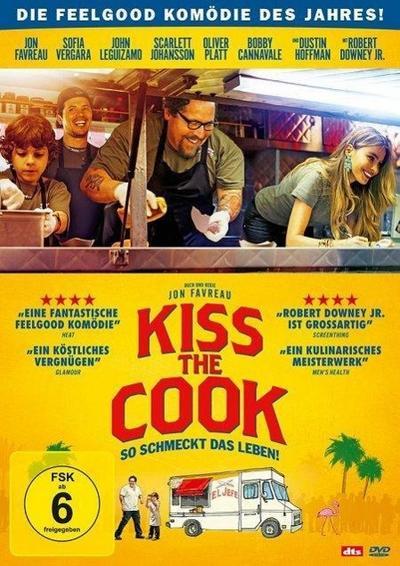 Kiss the Cook - So schmeckt das Leben!
