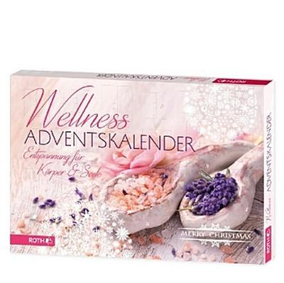 "Wellness-Adventskalender ""Entspannung für Körper & Seele"""