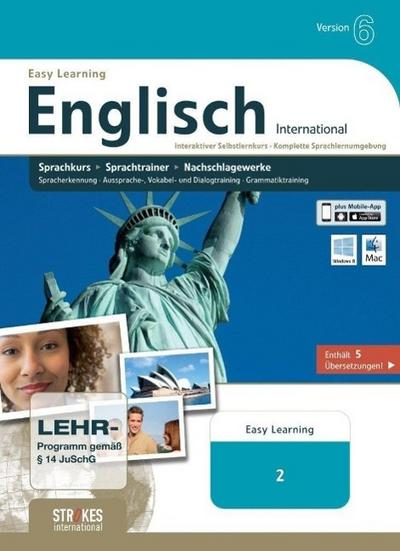 Strokes Easy Learning Englisch 2
