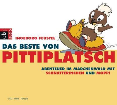 Das Beste von Pittiplatsch. CD