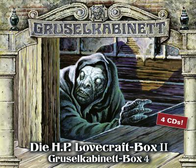 Gruselkabinett-Box 4