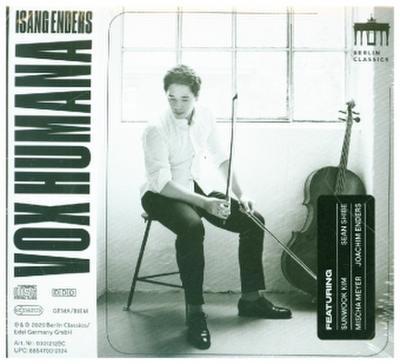 Vox Humana, 1 Audio-CD