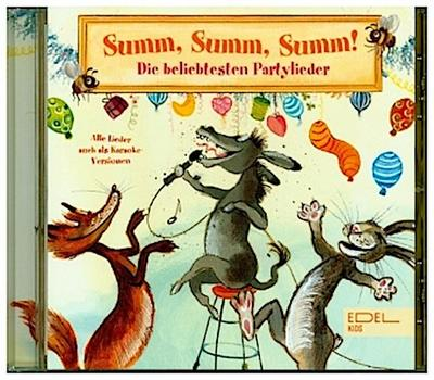 Summ, Summ, Summ! Partylieder