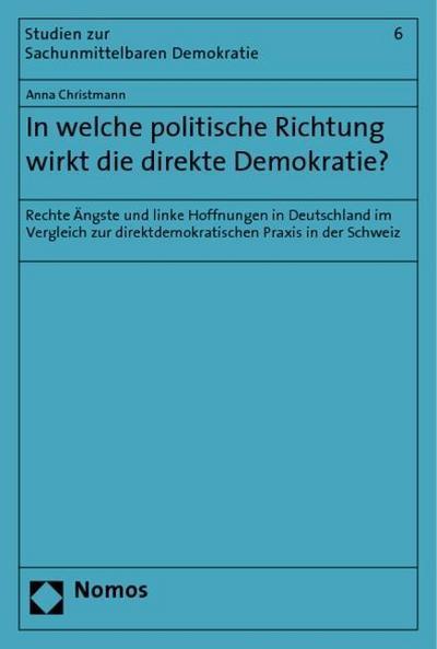 In welche politische Richtung wirkt die direkte Demokratie