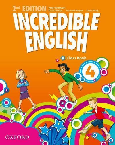 Incredible English 4: Class Book