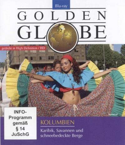 Kolumbien. Golden Globe