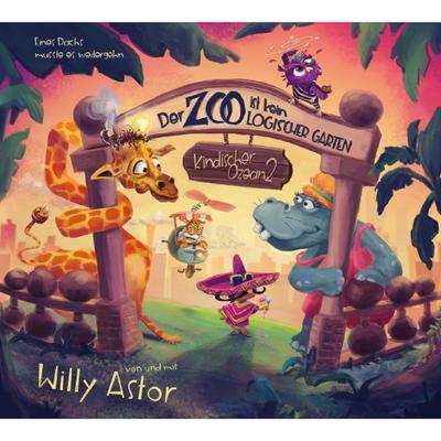 Der Zoo ist kein logischer Garten (Kind. Ozean 2)