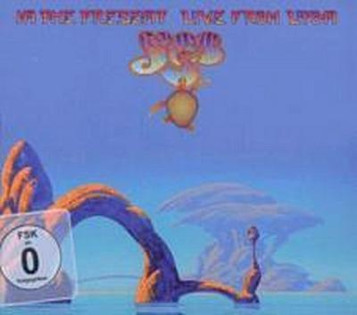 In The Present-Live From Lyon (Digipak)