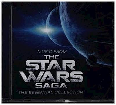 Music From The Star Wars Saga-The Essential Collec