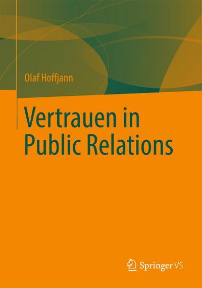 Vertrauen in Public Relations