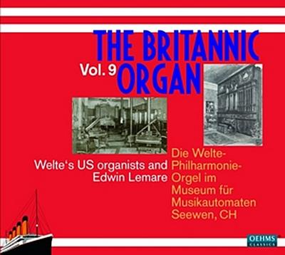 The Britannic Organ Vol.9