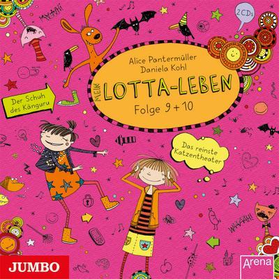 Mein Lotta-Leben. 09. Das reinste Katzentheater / 10. Der Schuh des Känguru