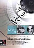 Kombi-Buch Deutsch 8 Ausgabe Luxemburg. Hören - Zuhören - Verstehen 9