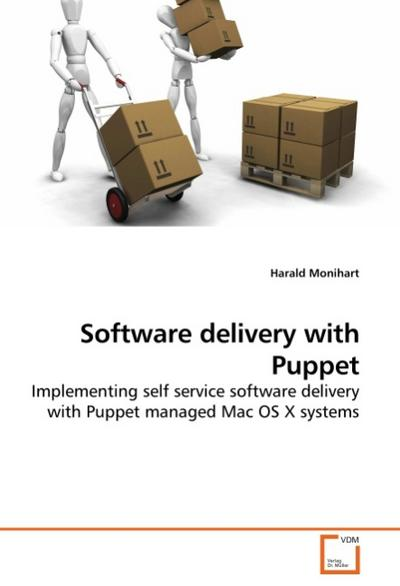 Software delivery with Puppet