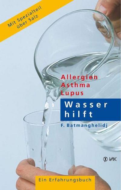 Wasser hilft