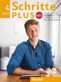 Schritte plus Neu 4. Kursbuch + Arbeitsbuch + CD zum Arbeitsbuch