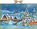 Adventskalender - Weihnachtsdämmerung
