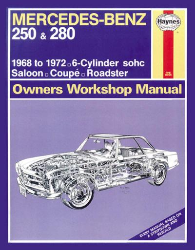 Mercedes-Benz 250 & 280