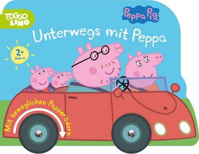 Peppa Pig Unterwegs mit Peppa