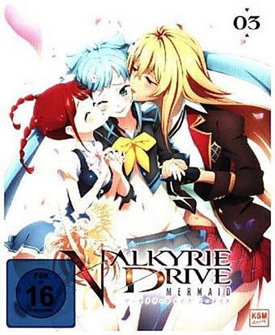 Valkyrie Drive - Mermaid. Vol.3, 1 Blu-ray