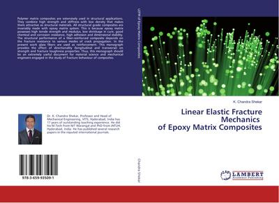 Linear Elastic Fracture Mechanics of Epoxy Matrix Composites