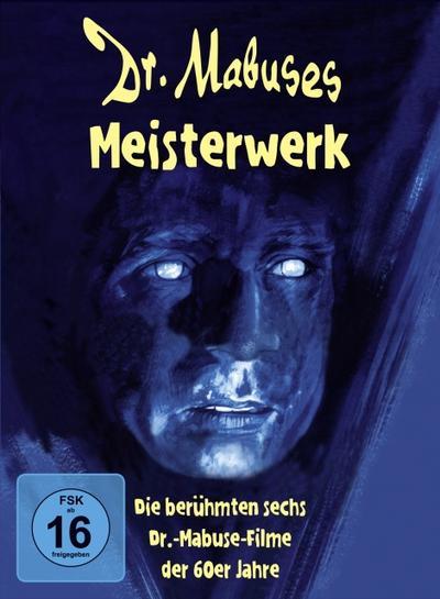 Dr. Mabuses Meisterwerk - Box