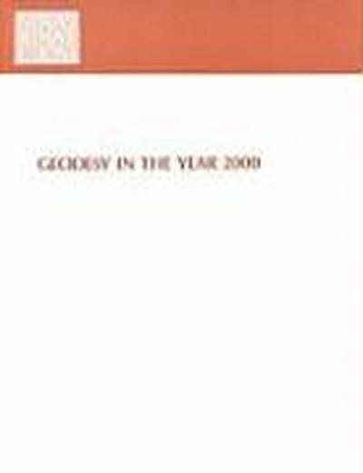 Geodesy in the Year 2000
