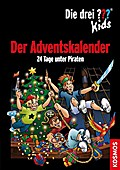 Die drei ??? Kids, Der Adventskalender: 24 Tage unter Piraten