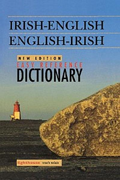 Irish-English/English-Irish Easy Reference Dictionary