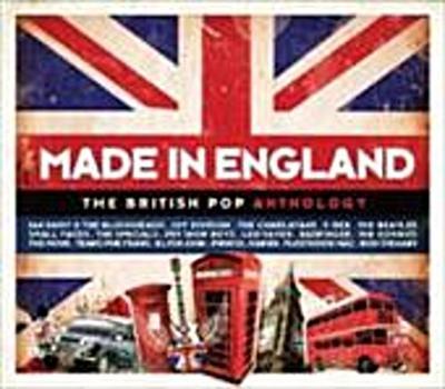 Made In England-British Pop Anthology