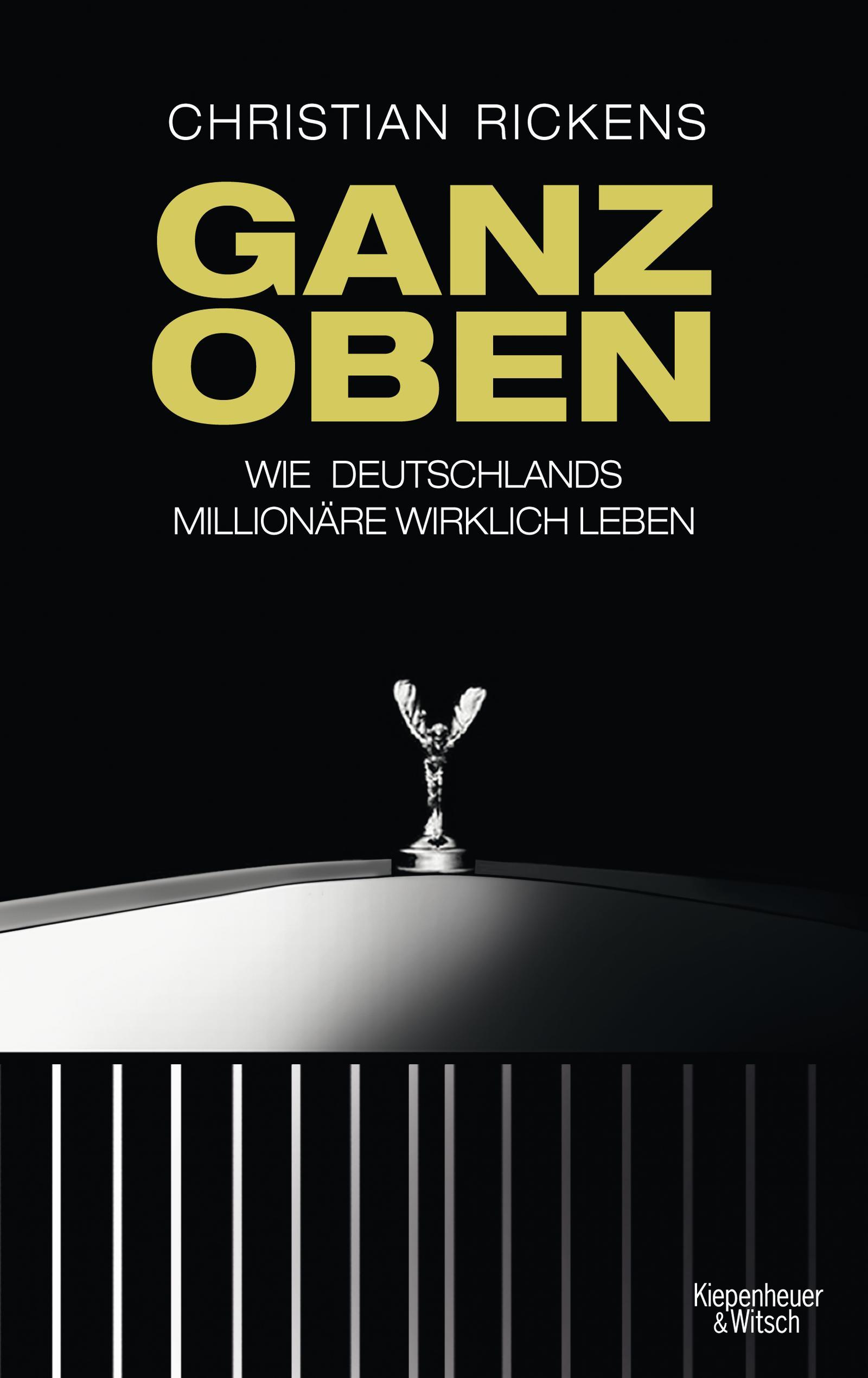 Ganz oben - Christian Rickens -  9783462042801