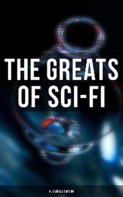 The Greats of Sci-Fi: H. G Wells Edition