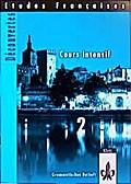 Etudes Françaises - Découvertes, Cours Intensif Tl 2 Grammatisches Beiheft