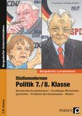 Stationenlernen Politik 7./8. Klasse