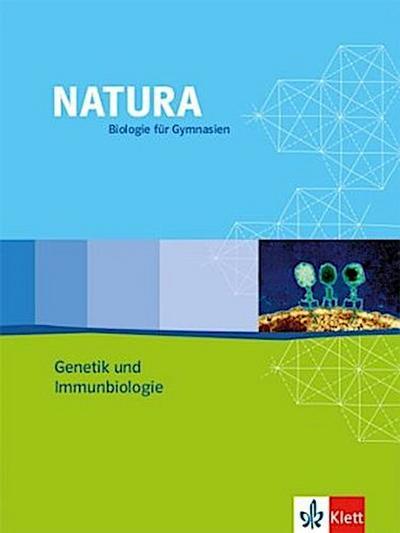 Natura. Biologie für Gymnasien.  Ausgabe für die Oberstufe. 11.-13. Schuljahr