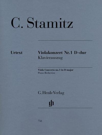 Violakonzert Nr. 1 D-dur