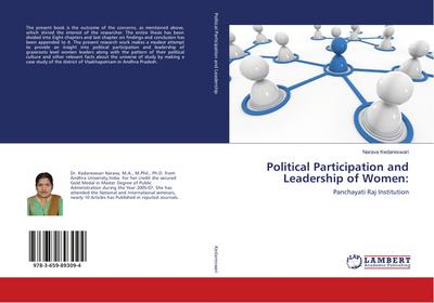 Political Participation and Leadership of Women: