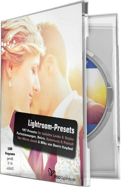 Lightroom-Presets für Fotografen und Bildbearbeiter