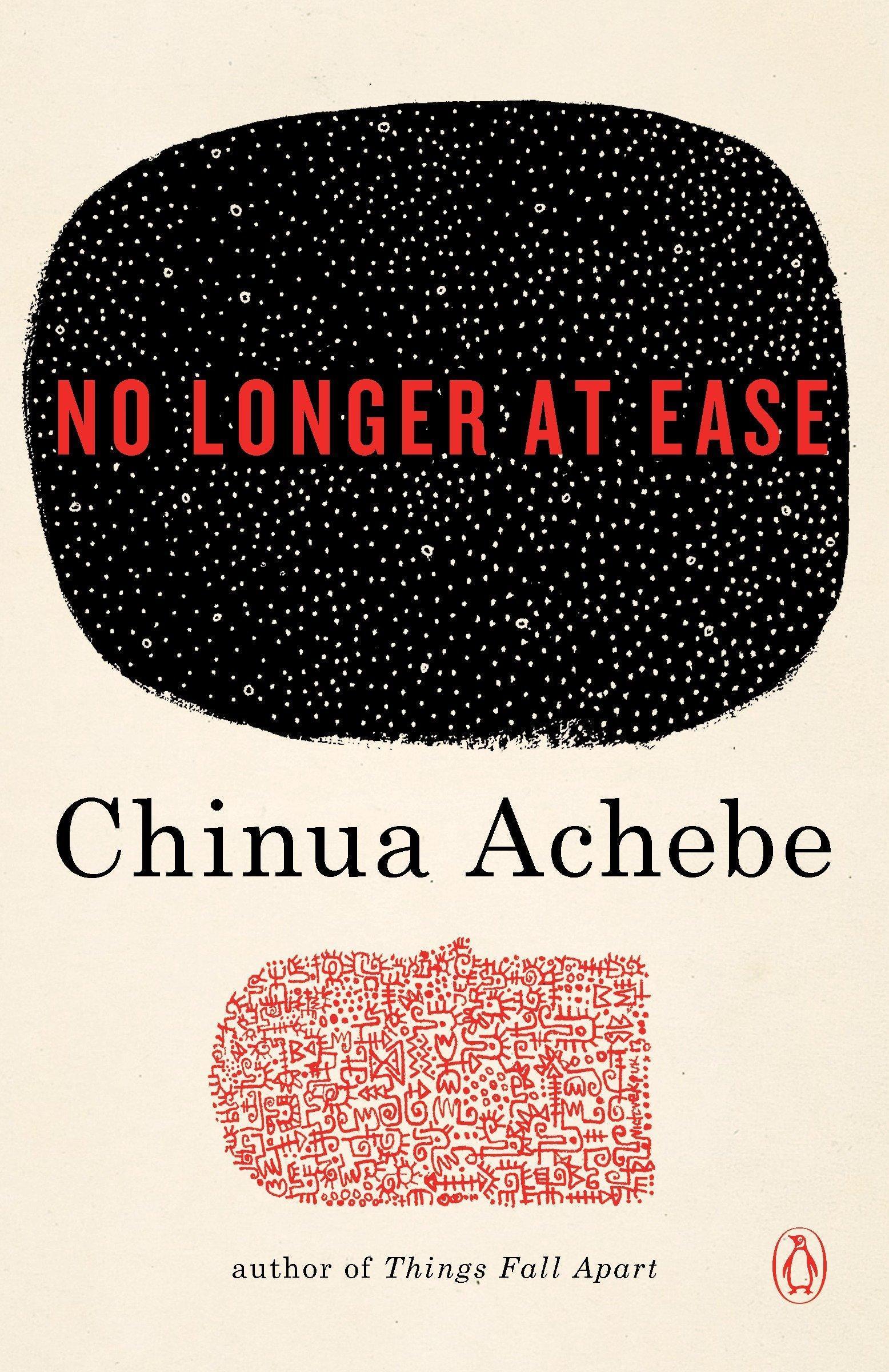 No Longer to Ease, Chinua Achebe
