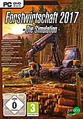 Forstwirtschaft 2017 - Die Simulation. Für Windows