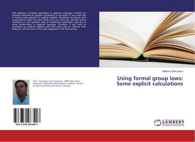Using formal group laws: Some explicit calculations