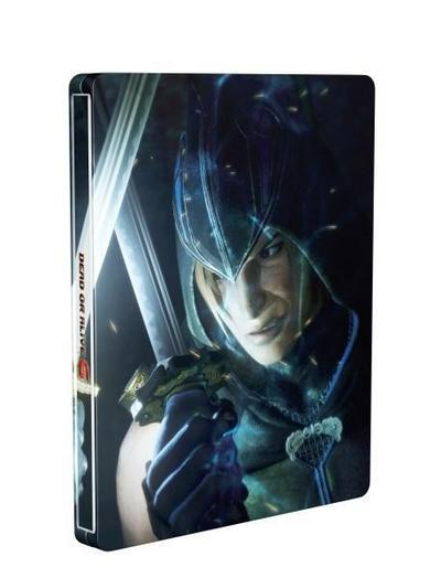 Dead or Alive 6 Steelbook (XBox ONE)
