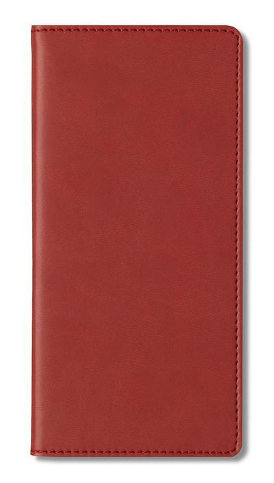 Adressbuch Pocket Tucson Red