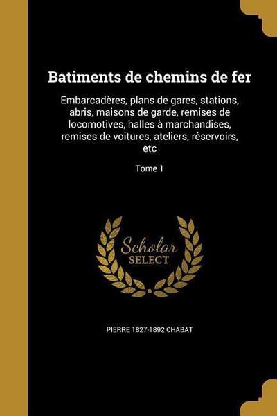 FRE-BA TIMENTS DE CHEMINS DE F