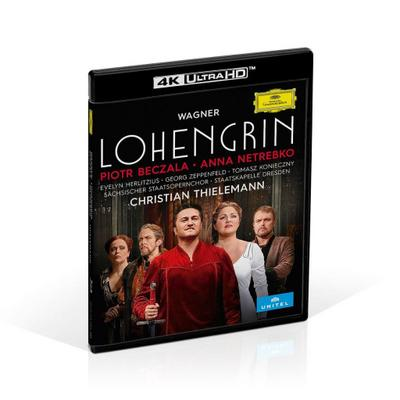 Lohengrin. 4k UltraHD