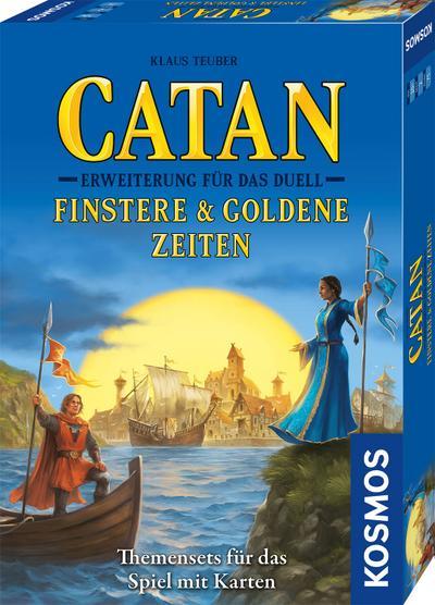 Die Siedler von Catan, Das Duell - Finstere & Goldene Zeiten (Spiel-Zubehör)