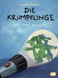 Die Krumpflinge - Egon wird erwischt!; Die Krumpflinge - Serie; Ill. v. Korthues, Barbara; Deutsch; Mit fbg. Illustrationen
